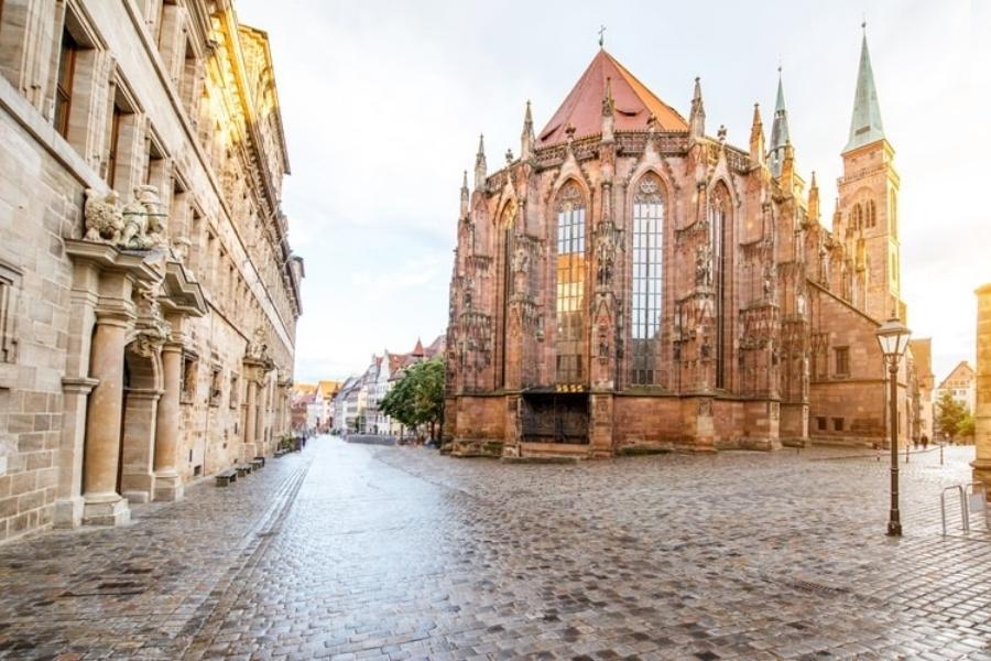 Nürnberg 9. St. Sebaldkirche 900x600