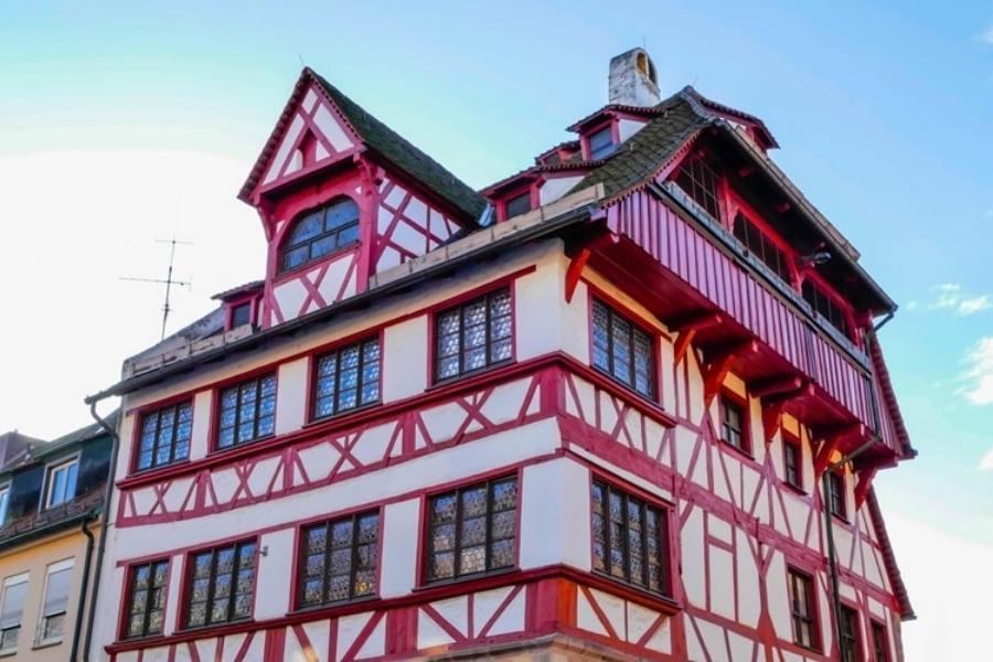 Nürnberg Albrecht-Dürer-Haus 900x600