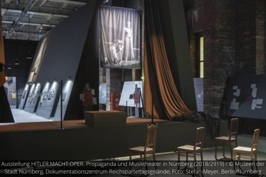 Nürnberg Ausstellung HITLER.MACHT.OPER 900x600
