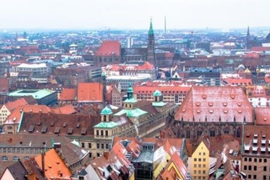 Nürnberg Dächer 900x600