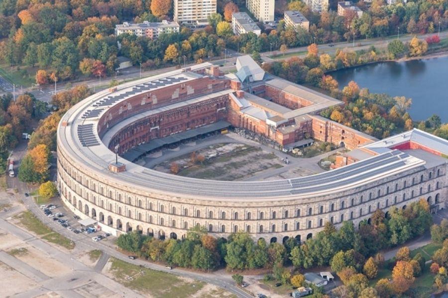 Nürnberg Reichsparteitagsgebäude 900x600
