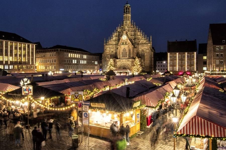 Weihnachtsmarkt Nürnberg 900x600